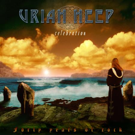 "Uriah Heep - ""Celebration !""  40 Years of Rock !"