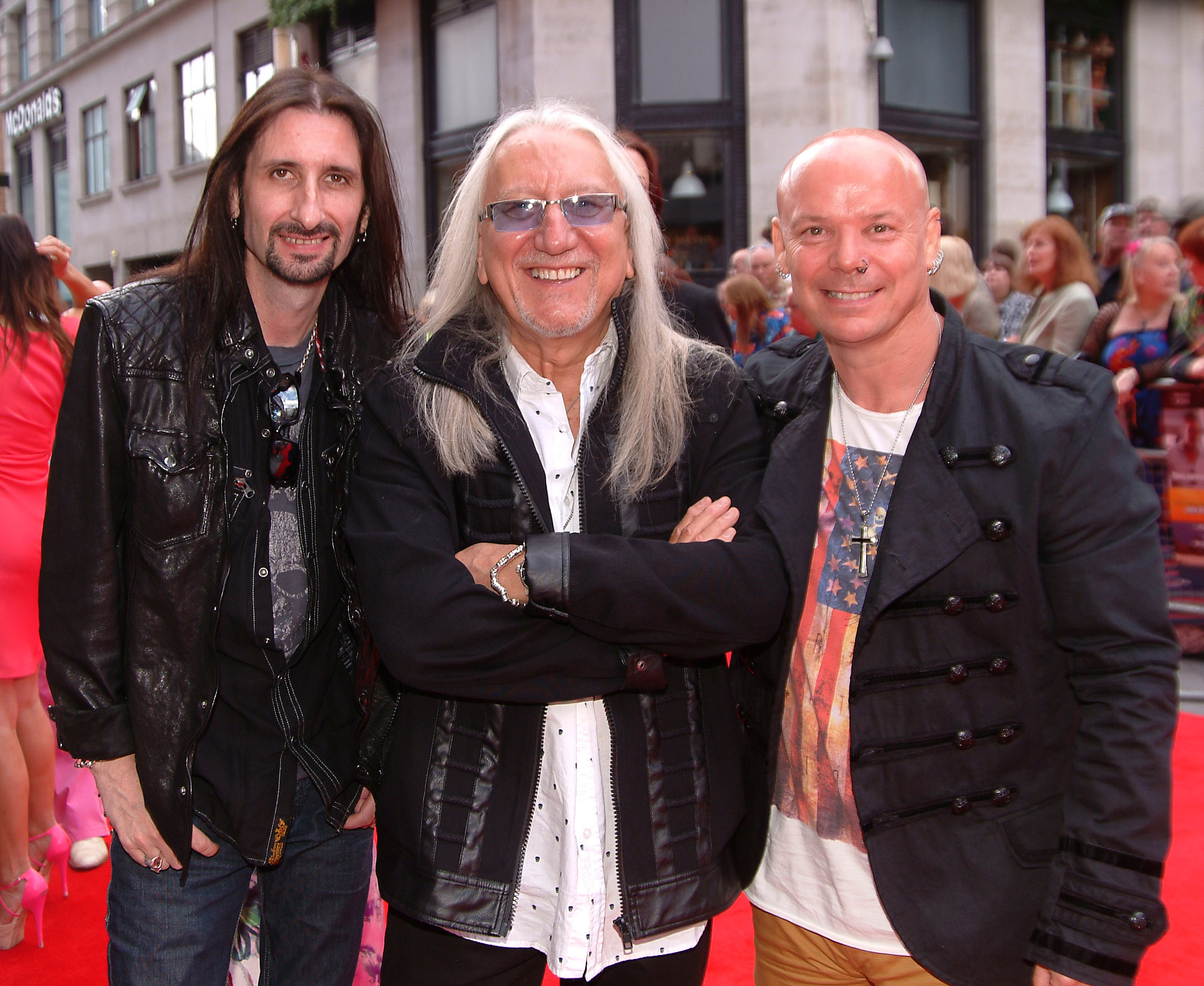 Uriah Heep The Release Party O