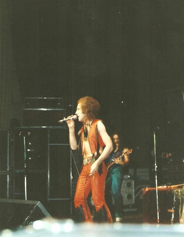 uriah heep i oslo 1975